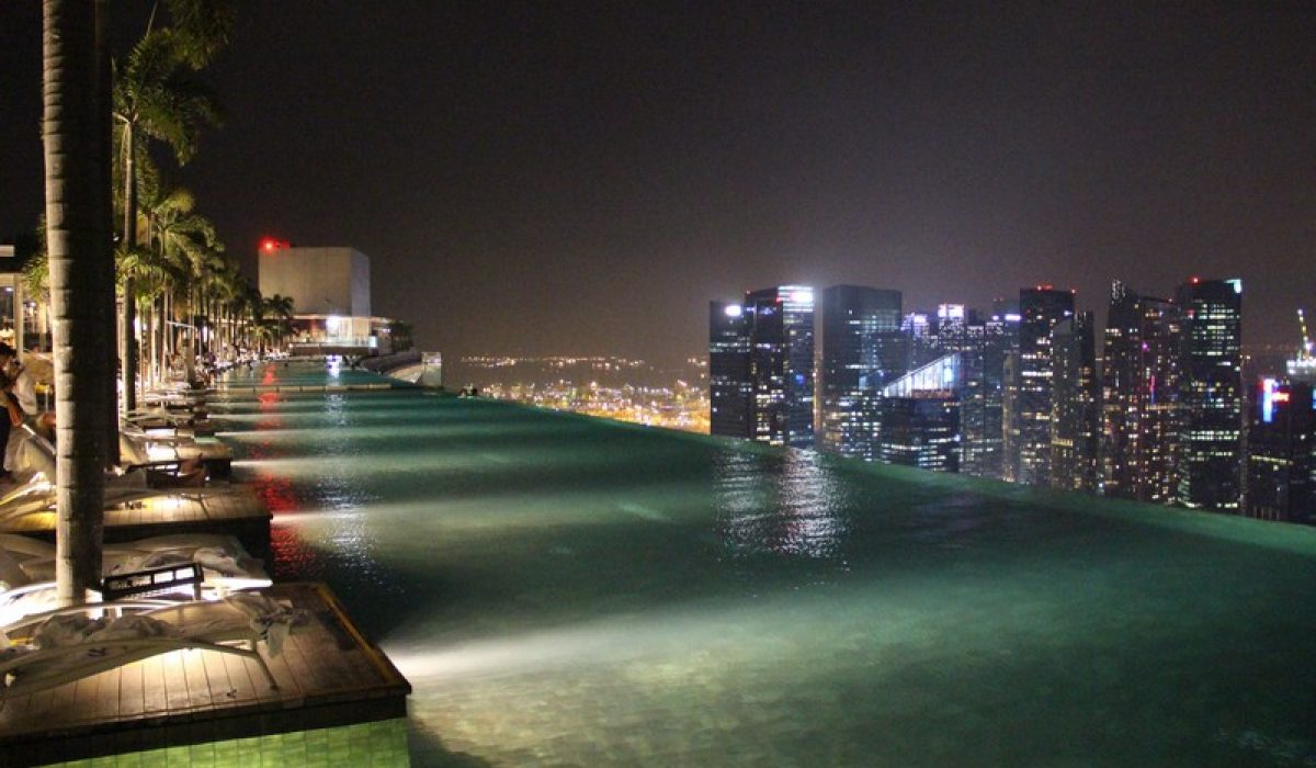 O zi infinita la Hotel Marina Bay Sands, Singapore – Partea II