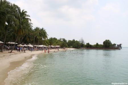 Una din plaje