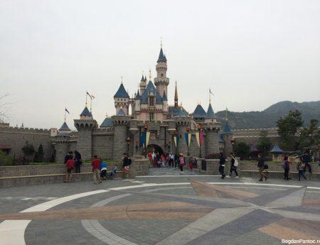 Impresii din Asia: Disneyland Hong Kong in imagini