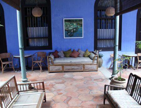 Impresii din Asia: Casa Albastra din Georgetown, Malaezia