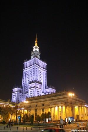 Palatul de Cultura si Stiinta