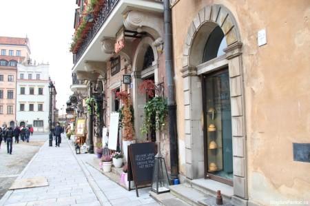Acelasi restaurant din Piata mare din Orasul Vechi