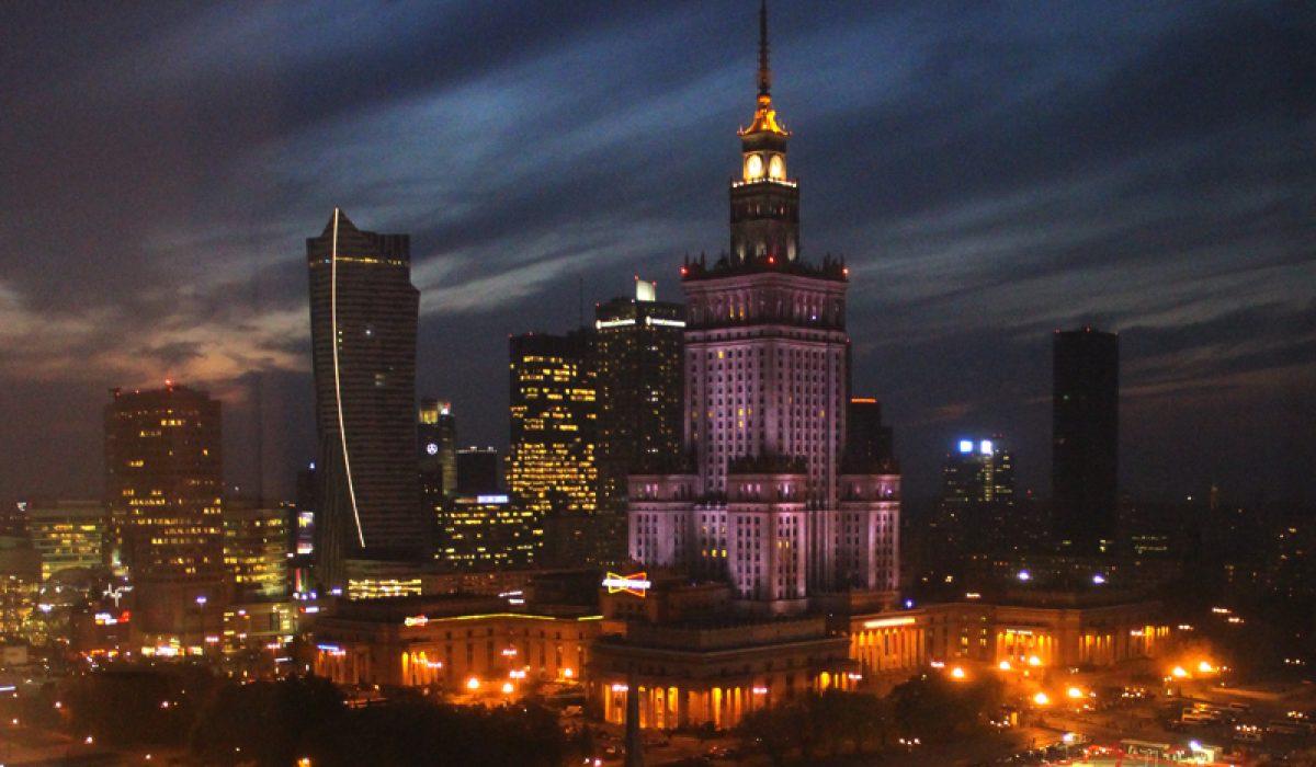 City Break in Varsovia, Polonia