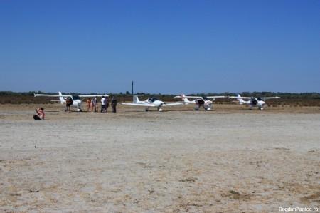 Avioanele la Sol