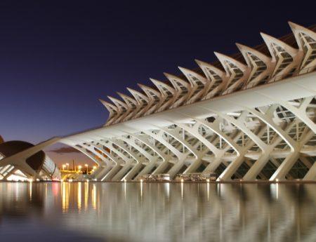 Experiente Spania: Orasul Artelor si Stiintei, Valencia