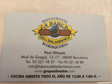 La Barca Del Salamanca - Barcelona 03