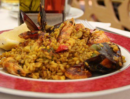 Experiente culinare – La Barca Del Salamanca, Barcelona