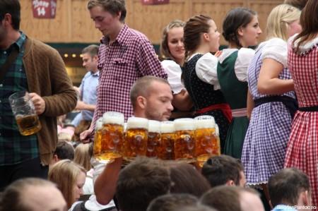 Oktoberfest Munchen 2014 Hacker - Bavarian_IMG_3014