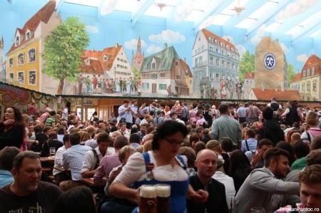 Oktoberfest Munchen 2014 Hacker - Bavarian_IMG_3020