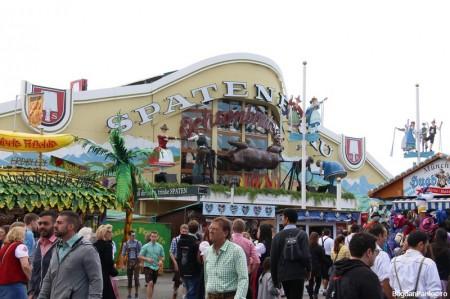 Oktoberfest Munchen 2014 Ochsenbraterei Spaten_IMG_2847