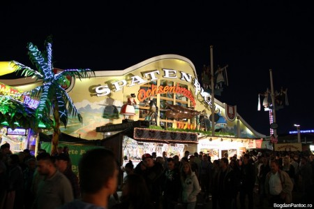 Oktoberfest Munchen 2014 Ochsenbraterei Spaten_IMG_2878