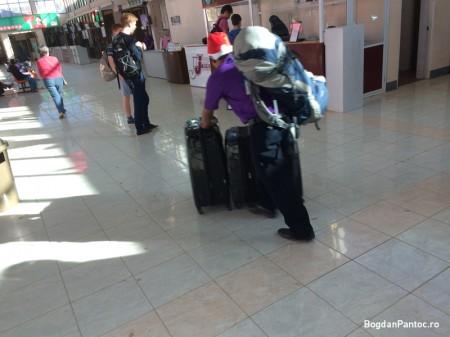 Transferul bagajelor