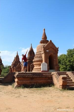Bagan - Myanmar 17