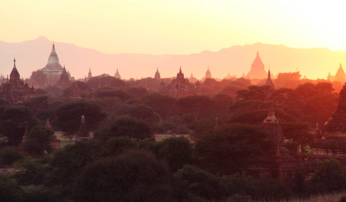 Myanmar – Bagan, locul in care trebuie sa vezi apusul
