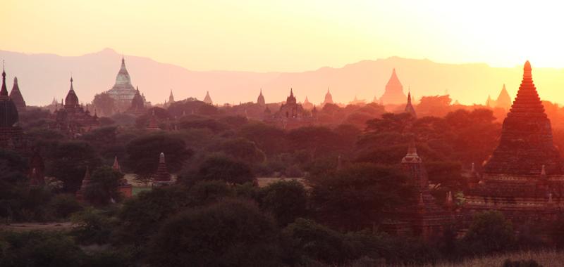 Myanmar in 2015 – Bagan, locul in care trebuie sa vezi apusul