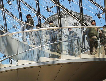 Impresii despre vizitarea Parisului in Starea de urgenta