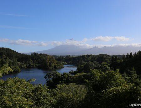 In jurul Muntelui Taranaki cu directia Forgotten World  – Noua Zeelanda