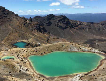 O zi pe munte – Tongariro Alpine Crossing – Noua Zeelanda