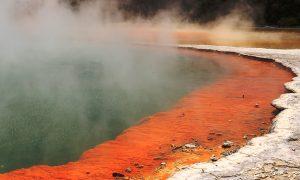 Disneyland-ul vulcanilor si plajele cu apa rece – Noua Zeelanda