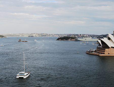 Cat de greu se obtine viza de turist pentru Australia