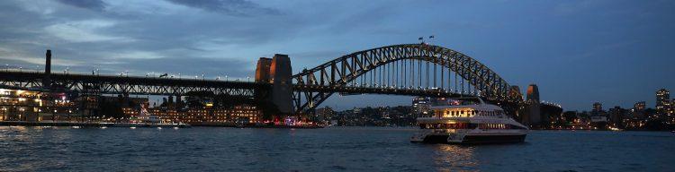 Sydney in agitatia Revelionului – Australia