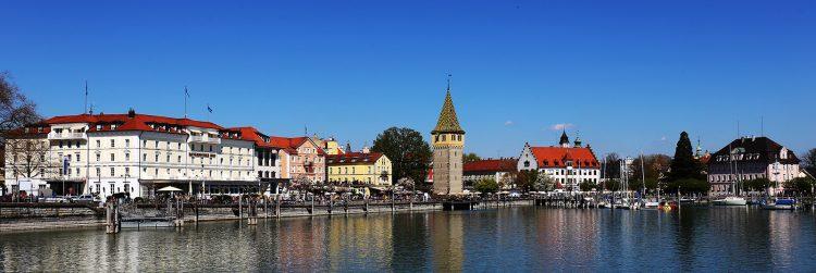 In jurul Lacului Constance: Impresii din Lindau, Friedrichshafen si Konstanz