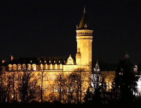Luxemburg, tara elegantei