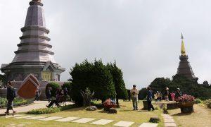 Parcul National Doi Inthanon, sau ce sa faci o zi in afara Chiang Mai-ului (Thailanda)