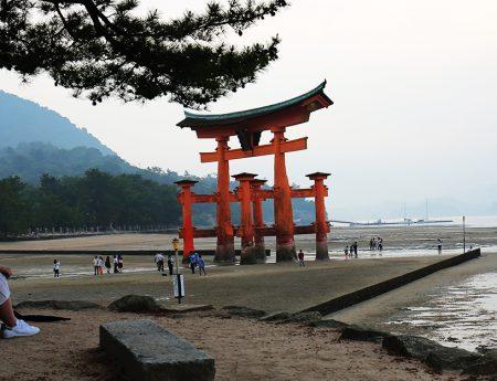 Japonia fara plan: Hiroshima si insula Miyajima