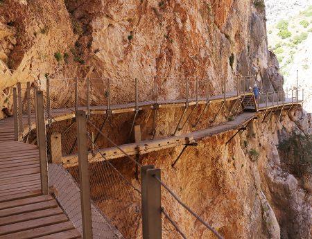 10 zile in Andaluzia – Cum a fost traseul Caminito del Ray