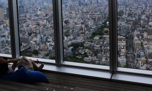 Japonia fara plan – Osaka, un puzzle infinit