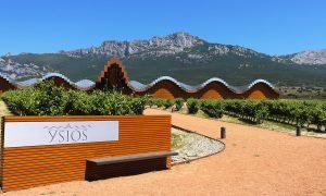 Impresii dupa turul Cramei Ysios, Rioja Alavesa, Spania