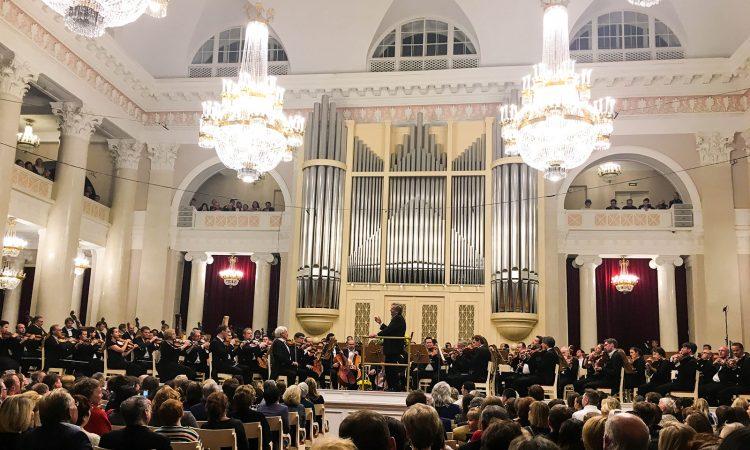 Balet si muzica clasica in St. Petersburg si Moscova