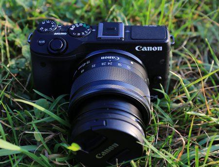 Review Canon M3, o camera foto potrivita pentru calatorii
