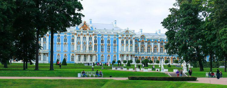 Cum m-am ratacit prin Tsarskoe Selo, incercand sa-l vizitez – St. Petersburg, Rusia