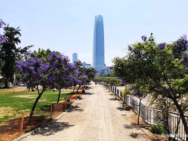 Cateva impresii despre Santiago de Chile