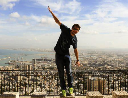 Israel in 4 zile: Haifa & Caesarea
