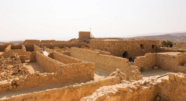 Israel in 4 zile: Masada si Marea Moarta