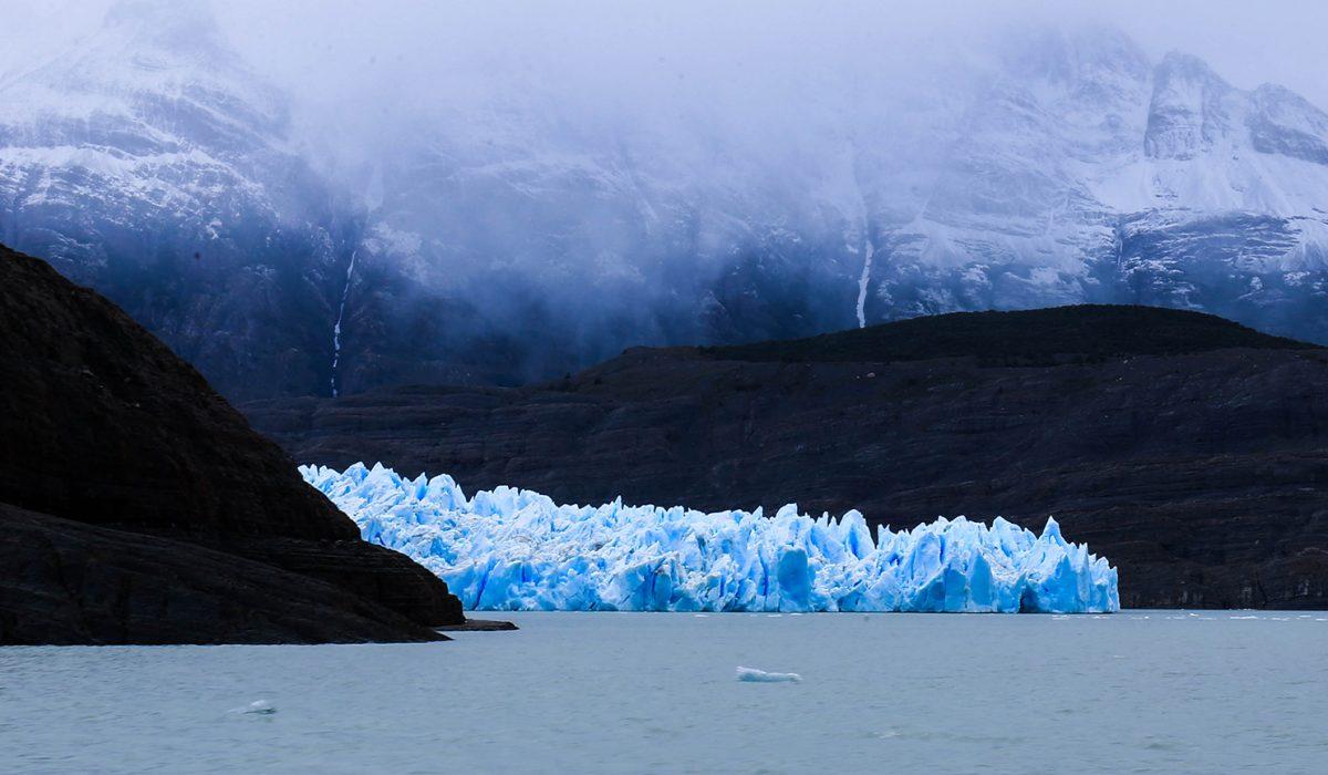 Impresii din Patagonia: Ghetarul Grey