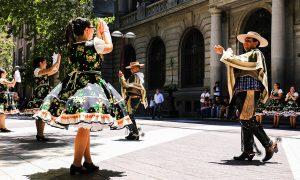 Santiago de Chile, orasul contrastelor