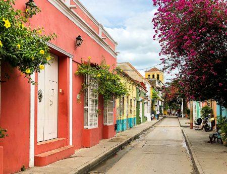 O plimbare in imagini prin Cartagena de Indias, Columbia