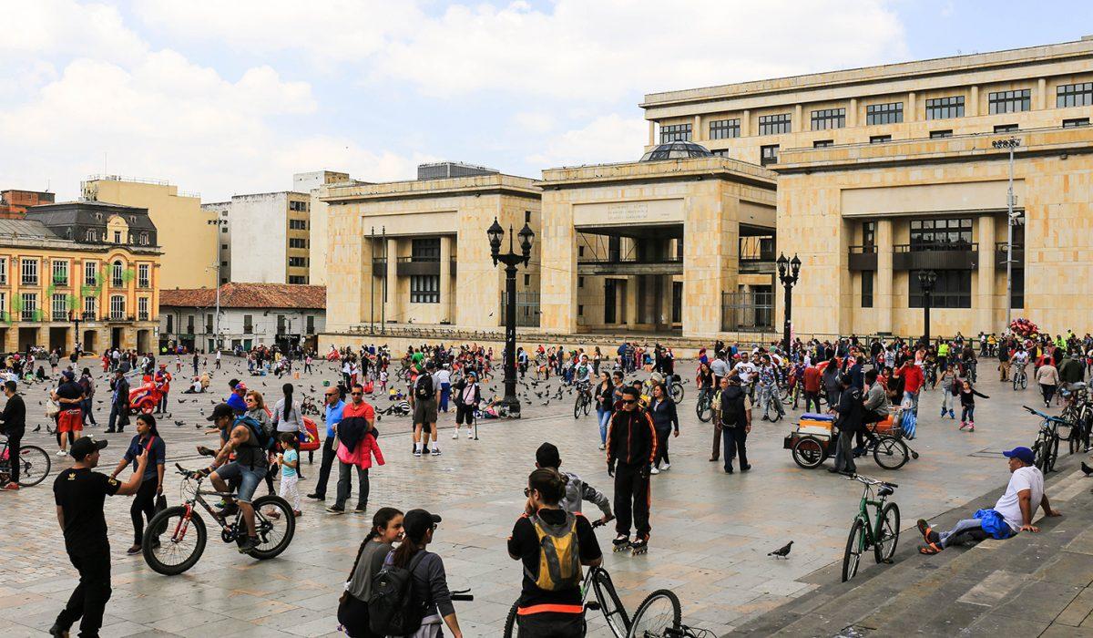 Impresii din Bogota, Columbia