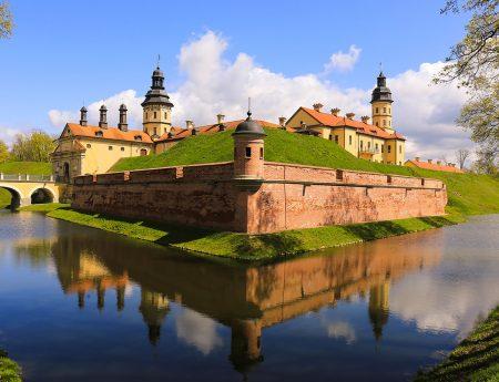 Turul castelelor Niesvizh si Mir, Belarus