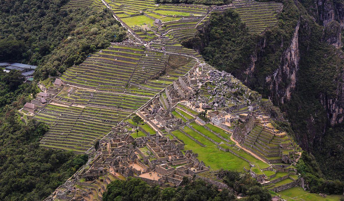 Huayna Picchu, locul cu cea mai buna priveliste spre Machu Picchu