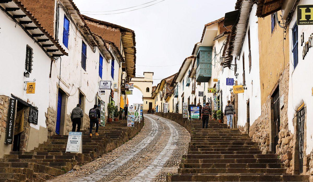 O plimbare in imagini prin Cuzco, Peru