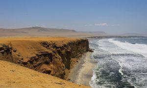 O plimbare in imagini prin Parcul National Paracas si Insulele Balletas, Peru