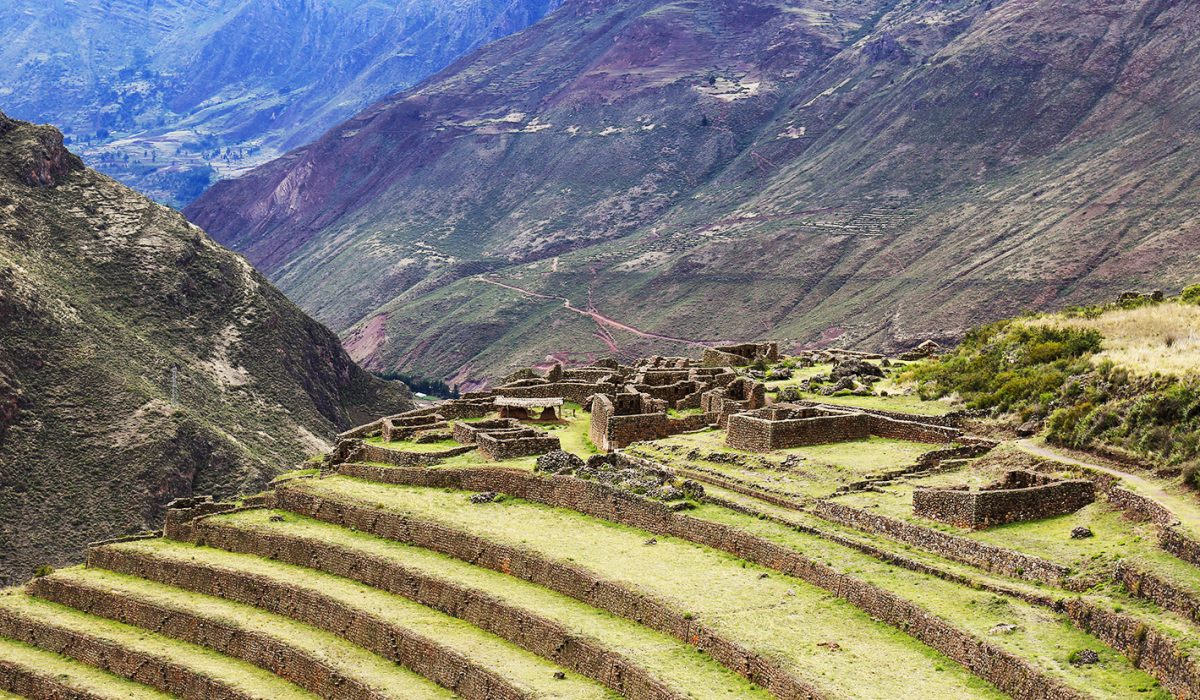 Doua zile pe Valea Sacra a Incasilor, Peru