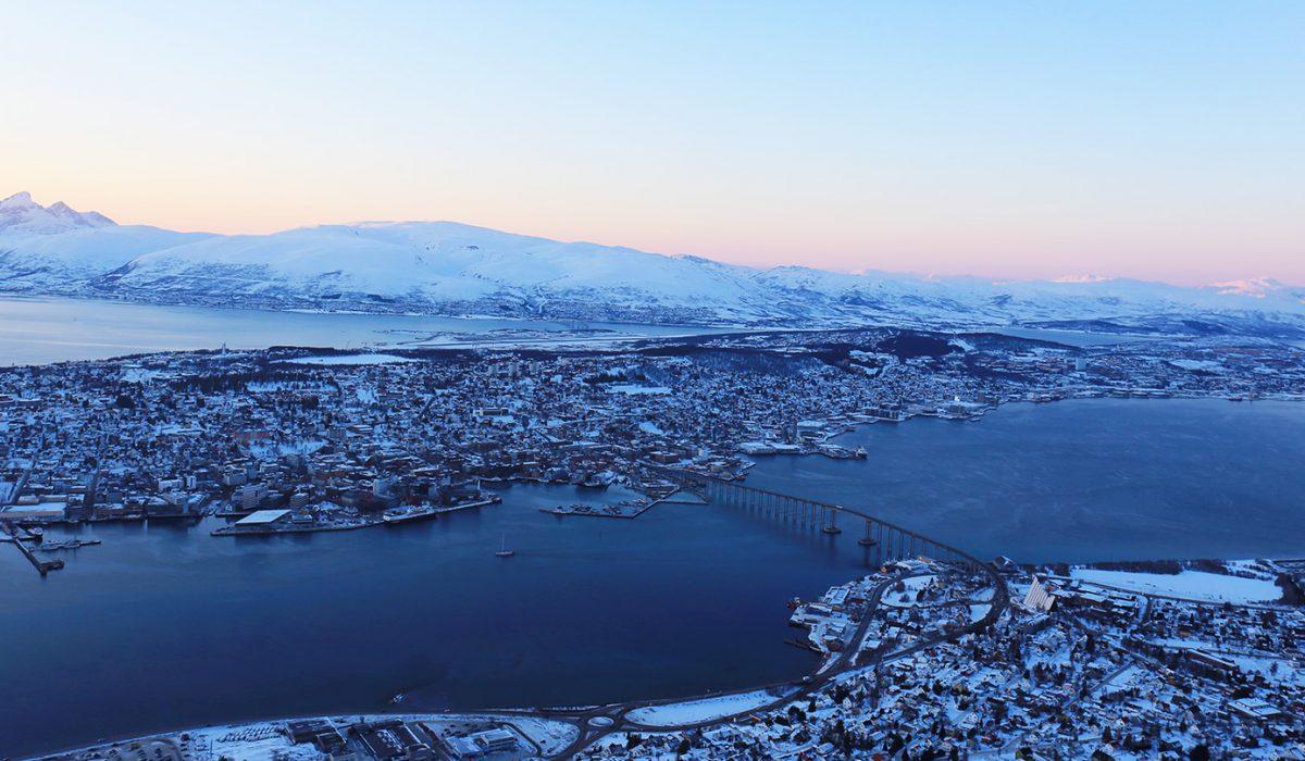 Impresii din Tromso, Norvegia