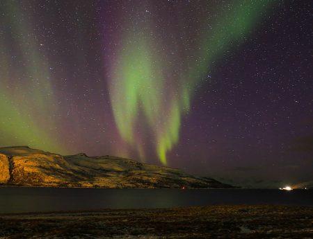 Organizarea si costurile unei vanatori de aurore in Tromso, Norvegia