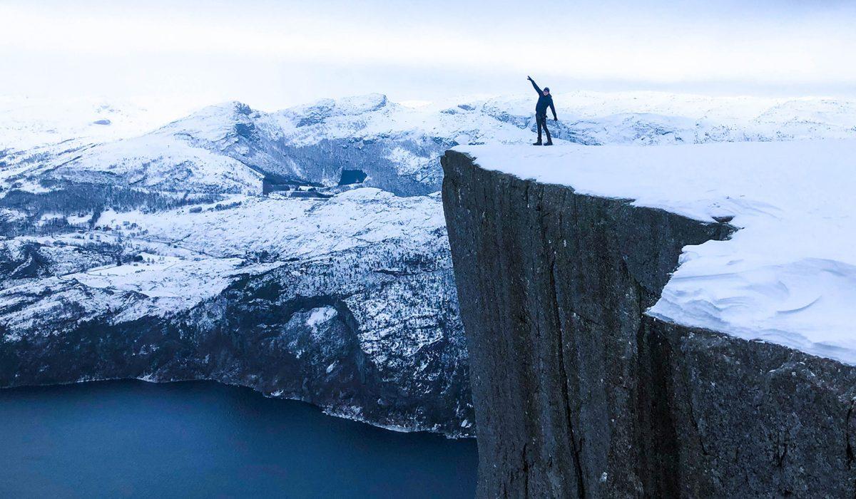 Primavara in Norvegia: Kristiansand, Pulpit Rock si Stavanger